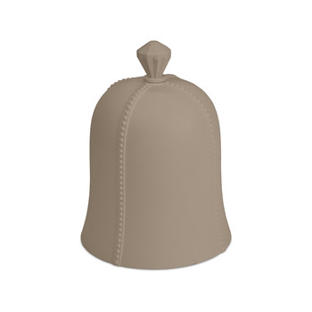 Chic & Matt Acrylic Dome - Solid Taupe