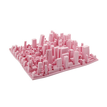 Inception Dish Rack/Desk Organiser - Pink