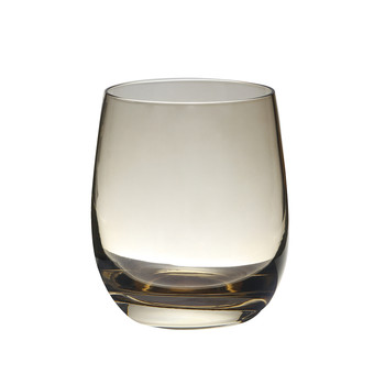 Sora Water Glass - Brown