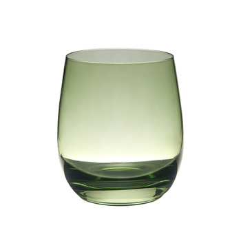 Sora Water Glass - Green