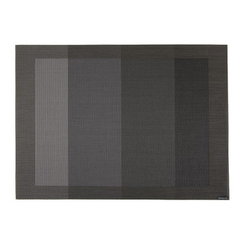 Tempo Rectangle Placemat - Slate