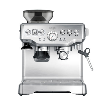 The Barista Express Bean to Cup Coffee Machine - Silver