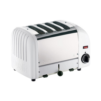 Classic Toaster - White