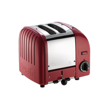 Classic Heritage Toaster - Theatre Red