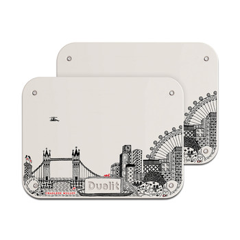 Architect Interchangeable Toaster Panel - Charlene Mullen
