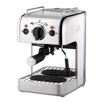 3 in 1 Coffee Machine - Chrome