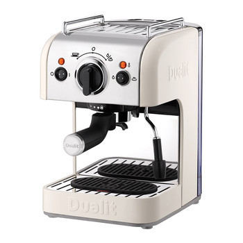 3 in 1 Coffee Machine - Canvas White