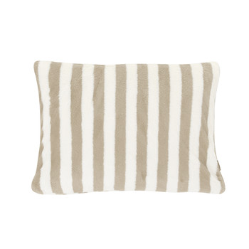 Micro Stripe Bed Pillow - 30x40cm - 840