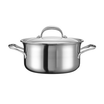 5-Ply Copper Core Casserole Pan