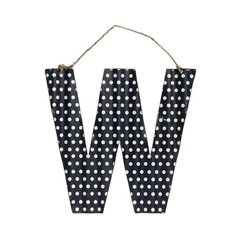 Decorative Letter - W