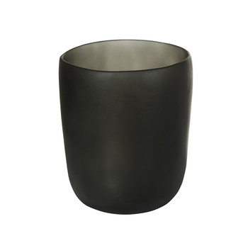 Round Trash Can - Gray