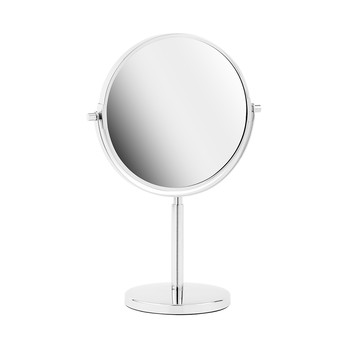Stainless Steel Stand Mirror