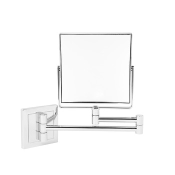 Double Arm Wall Mirror - 7x