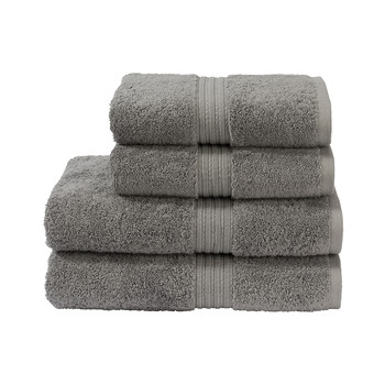 Plush Towel - Shale