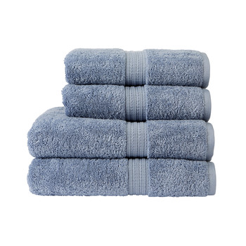 Plush Towel - Stonewash