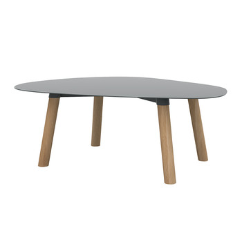 Turtle Table - Traffic Grey