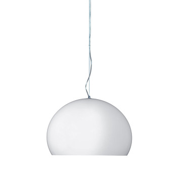 Big FL/Y Ceiling Light - White