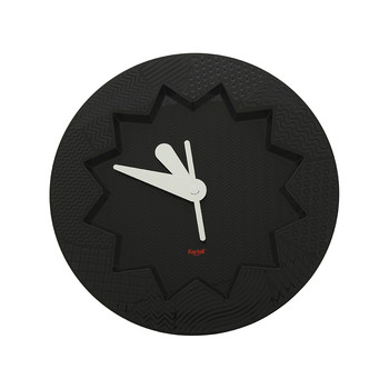 Crystal Palace Wall Clock - Black