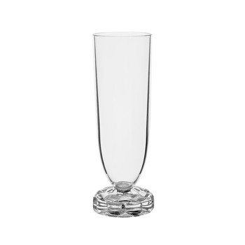 Jellies Family Champagne Flute - Crystal