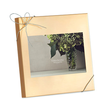 Love Knots Photo Frame - Gold