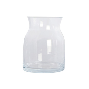 Vase Rubis - Transparent