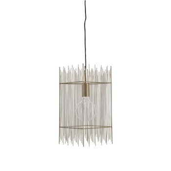 Ace Ceiling Pendant - Brass