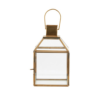 Base Lantern - Brass