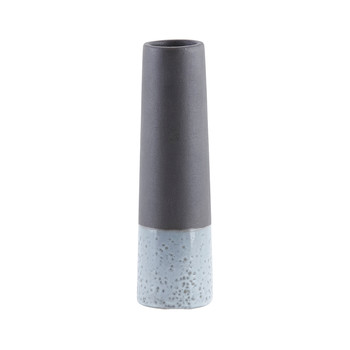Tube Vase - XS - Black/Grey