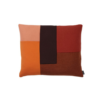Brick Cushion - 50x60cm - Orange
