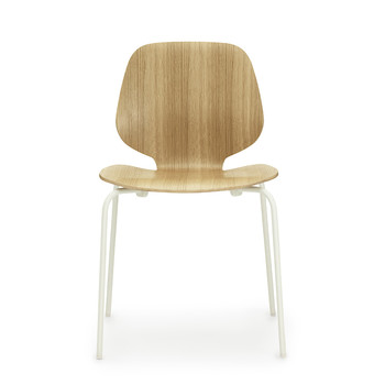 My Chair - Oak/White
