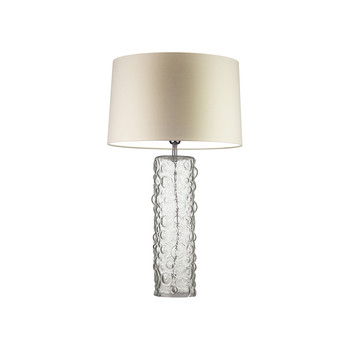 Esther Table Lamp - Clear
