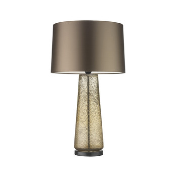 Caius Table Lamp - Champagne