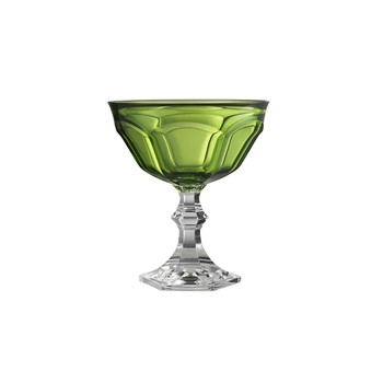 Dolce Vita Acrylic Ice Cream Cup - Green