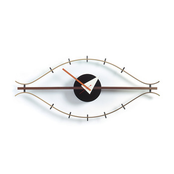 Large Eye Clock