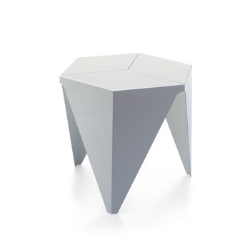 Prismatic Table - White
