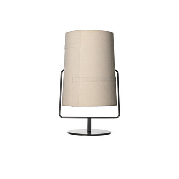 Fork Ivory Table Lamp