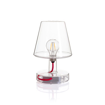 Transloetje Table Lamp - Transparent