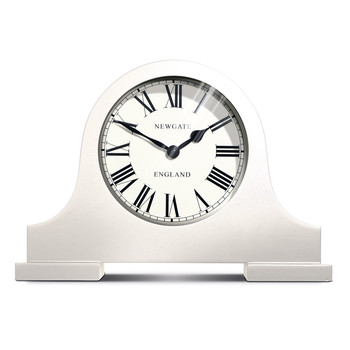Mantelpiece Clock - Cream