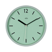 wall-clock-30cm-swedish-green