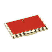 one-in-a-million-initial-business-card-holder-c-red