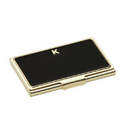 one-in-a-million-initial-business-card-holder-k-black
