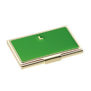 one-in-a-million-initial-business-card-holder-l-green