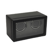 double-cub-watch-winder-with-cover-black
