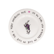white-rabbit-tea-plate