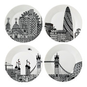 london-calling-plates-set-of-4