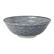 nippon-black-serving-bowl-wave