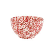 red-calico-sugar-bowl-9-5cm