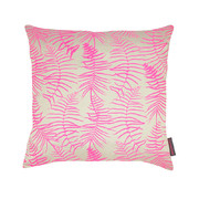 feather-fern-pillow-45x45cm-pebble-neon