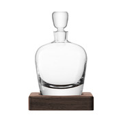 whisky-arran-decanter-walnut-base