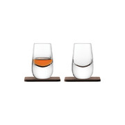 whiskey-islay-schnapsglas-walnussuntersetzer-2er-set